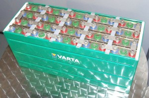 Nickel Metal Hydride Battery